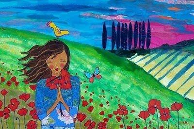 lori's art--girl