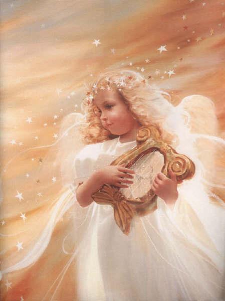 child-angel-with-harp