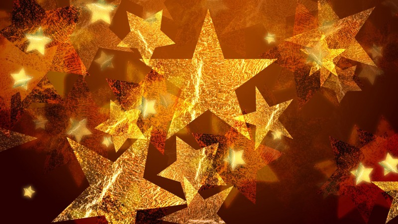 Five-pointed-star-Christmas-ornaments_1920x1080