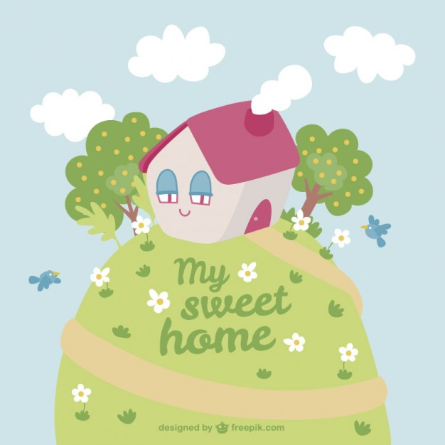 my-sweet-home-cartoon_23-2147501911